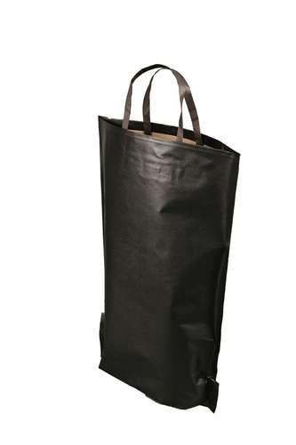 Image du produit Sac Espérance papier kraft noir 2 bouteilles