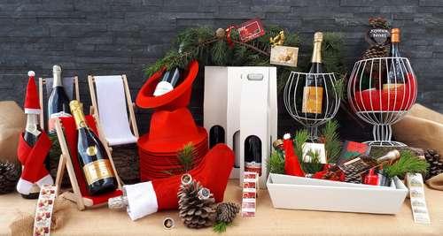 Image du produit Bouchon Vinolok cristal -  Noël/sapin