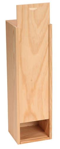 Image du produit Caisse Tradition bois de pin naturel Jeroboam