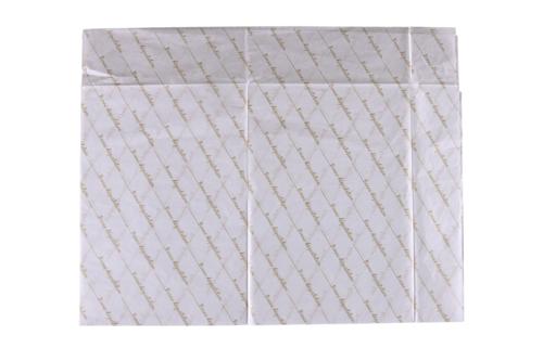 Image du produit Papier mousseline blanc/or 50x70cm - Bonne Dégustation (500 feuilles)