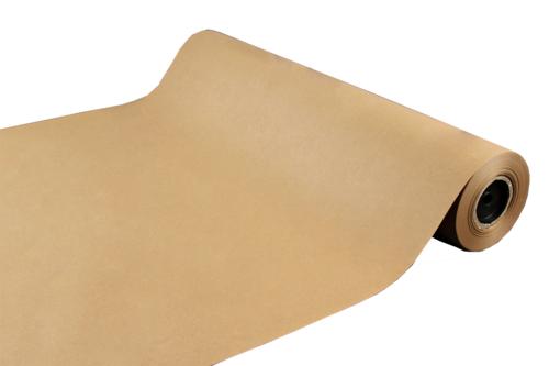 Image du produit Papier cadeau Mistelle kraft recyclé brun 70gr 0.70x100m - PEFC7