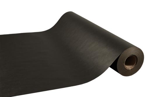 Image du produit Papier cadeau Mistelle kraft recyclé noir 70gr 0.50x200ml- PEFC7