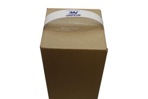 Image du produit Poignée de transport Gripeur adhésive résistance 15kg (100 pièces)