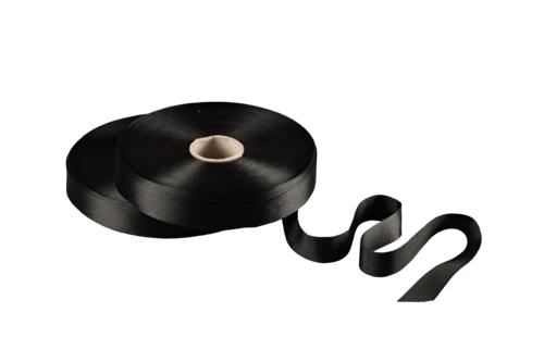 Image du produit Ruban satin premium noir 17mmx50m (spéciale imprimante)